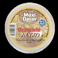 Craquele Άχρωμο