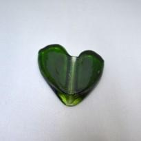 Μοτιφ γυάλινο καρδιά