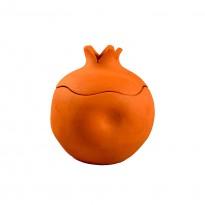 Ceramic pomegranate 6 cm.