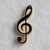 Μουσικό κλειδί Συσκ. 3τεμ.
