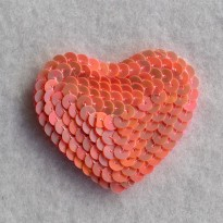 Καρδιά με παγέτες