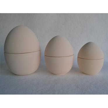 Αυγό κεραμικό κουμπωτό