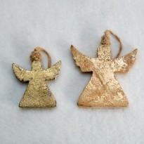 Άγγελος ξύλινος χρυσός