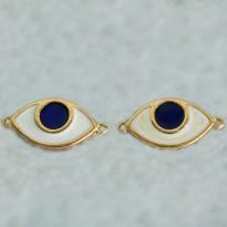 Μάτι μπλε σκούρο