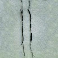 Βραχιόλι μακραμέ μαύρο