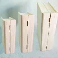 Κουτί σε σχήμα βιβλίου