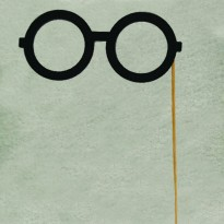 Ξύλινα Στικ γυαλιά