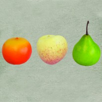 Τεχνητά Φρούτα Διακόσμησης