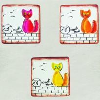 Μαγνητάκι γάτα