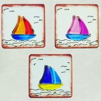 Μαγνητάκι βάρκα