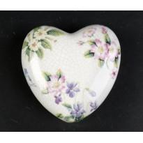 Heart on ball