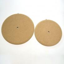 Ξύλινη βάση ρολογιού