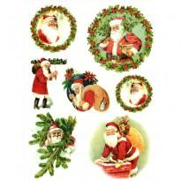 Ριζόχαρτο Άγιος Βασίλης