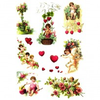 Ριζόχαρτο Έρωτας