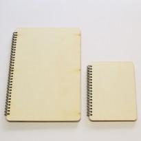 Ξύλινο Σημειωματάριο