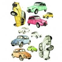 Ριζόχαρτο Αυτοκίνητα