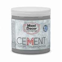 Cement Πατητή Τσιμεντοκονία