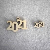 Ξύλινο κρεμαστό 2021